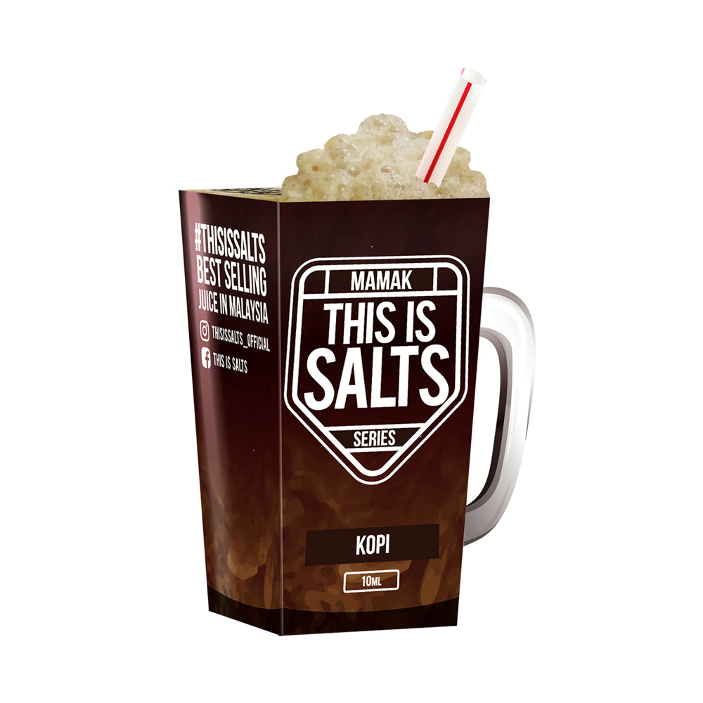 This Is Salts Mamak Series