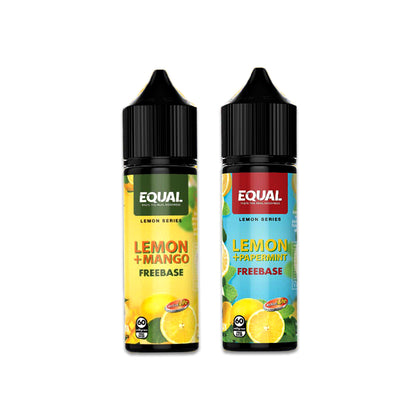 Equal Lemon Freebase 60ML
