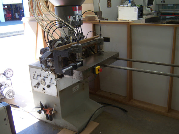 Morbidelli NJ 20 Dowel Driver - Coast Machinery Group Inc