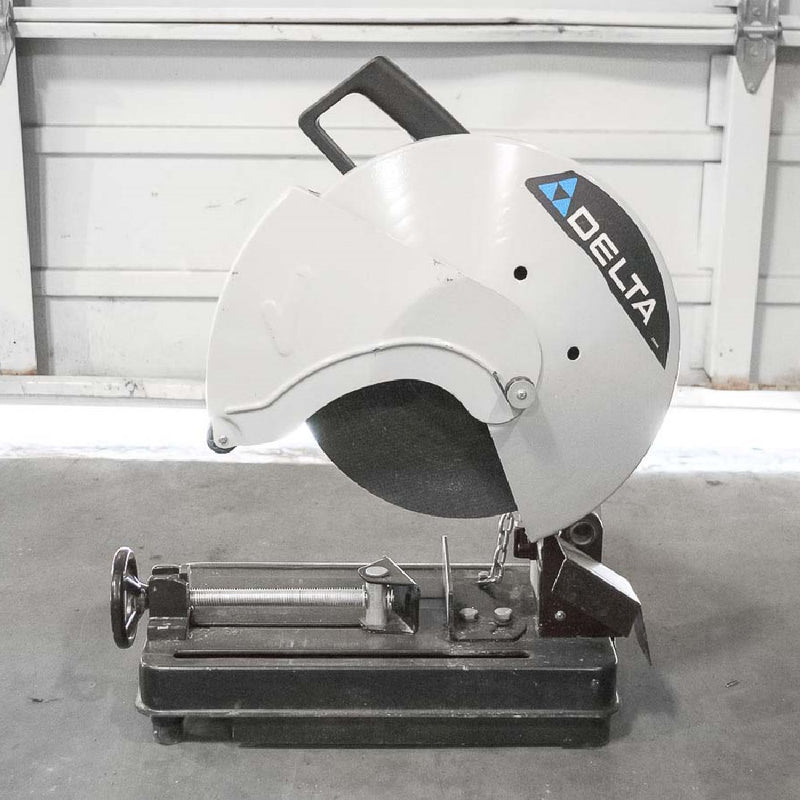 "Delta 20-142C 14"" Abraisive Cut-Off Saw [variant_sku] - Coast Machinery Group Inc"