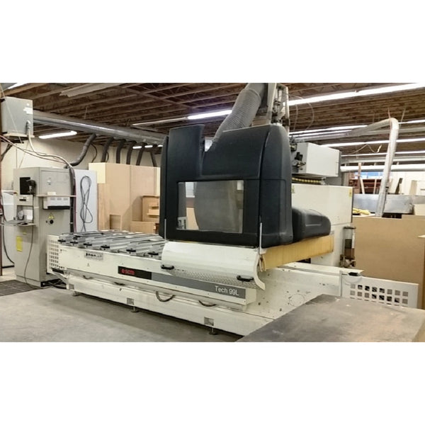 SCM Tech 99 L CNC Machining Center - Boring Machine - Coast Machinery Group Inc