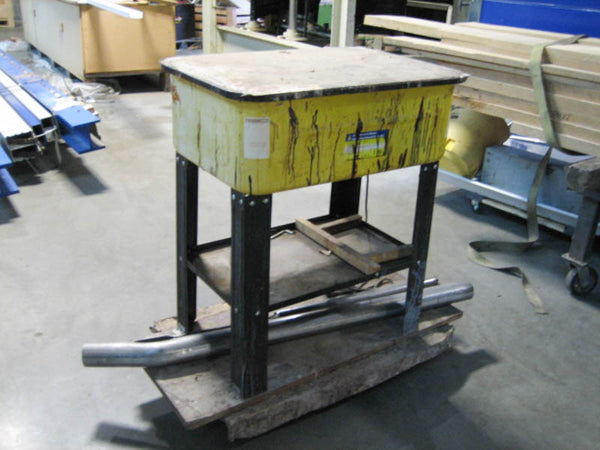 20 Gallon Parts Washer - Coast Machinery Group Inc