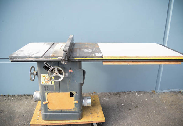 Rockwell 34-450  Table Saw - Coast Machinery Group Inc