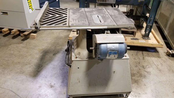 "Beaver 10"" table saw - Coast Machinery Group Inc"