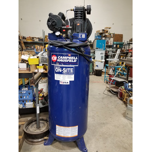 Campbell Hausfeld 3.2HP 60 Gallon Compressor [variant_sku] - Coast Machinery Group Inc