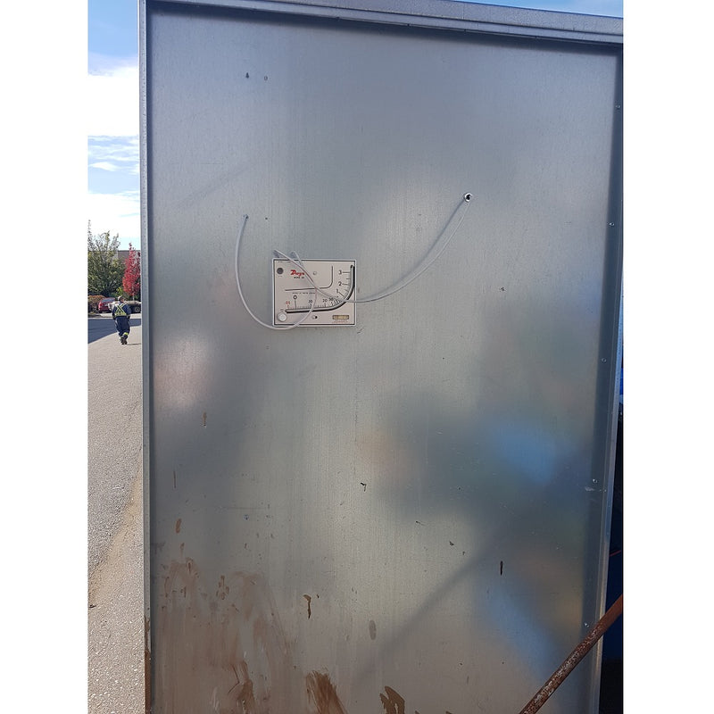 12' Open Face Paint Booth - Coast Machinery Group Inc