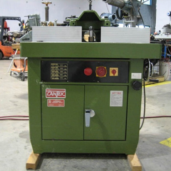 Cantek SS-512M Vertical Spindle Shaper