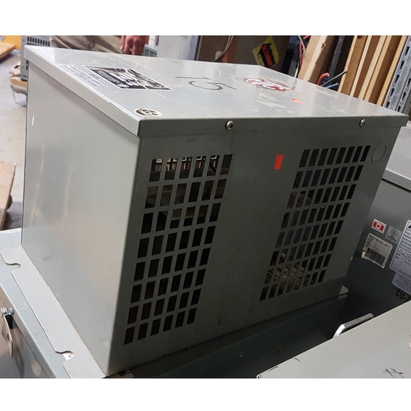 Marcus 15KVA 600V AUTO Transformer - Coast Machinery Group Inc