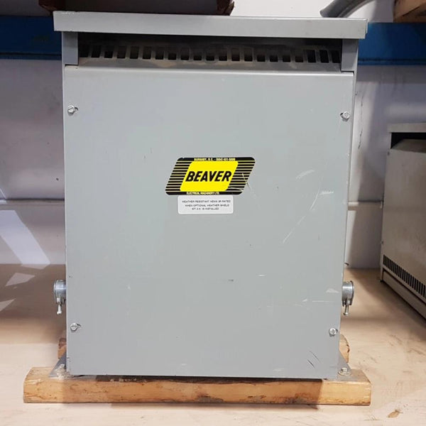 Beaver 10KVA 208V ANN Transformer - Coast Machinery Group Inc