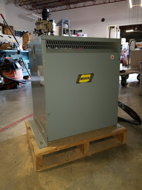 Beaver 30KVA 600V ANN Transformer - Coast Machinery Group Inc