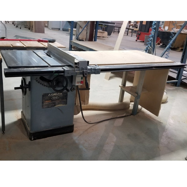 Delta Model 34-459 Table Saw [variant_sku] - Coast Machinery Group Inc