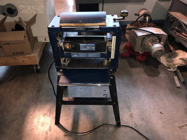 Mastercraft 12-1/2-in. Thickness Planer with Stand - Coast Machinery Group Inc