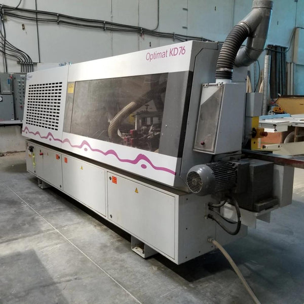 Brandt Optimat KD 76 F Edgebander - Coast Machinery Group Inc