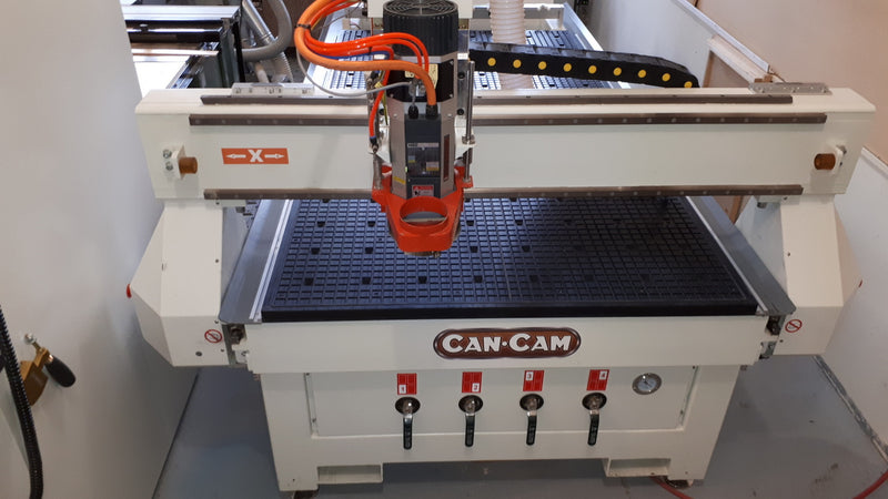 CAN CAM CNC B248-ATC Router - Coast Machinery Group Inc