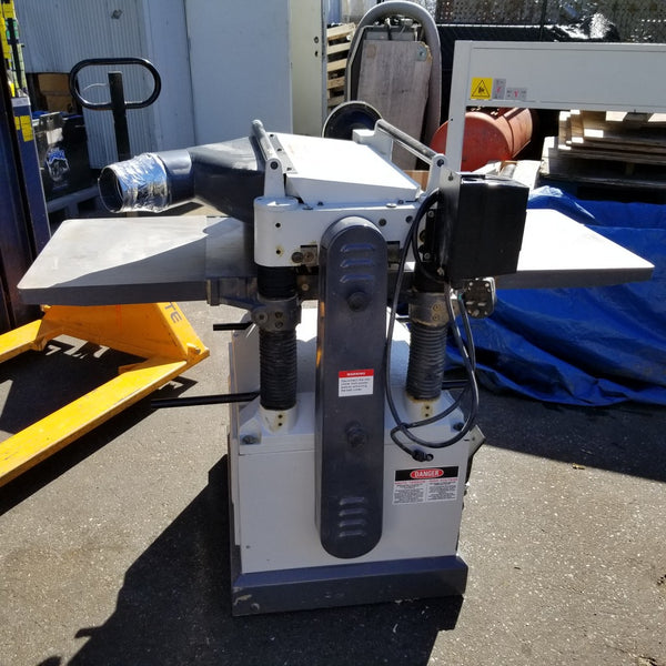 Craftex CX Series Planer - Coast Machinery Group Inc