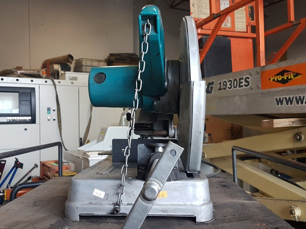Makita 2414DB 14in Portable Cut-off Saw - Coast Machinery Group Inc