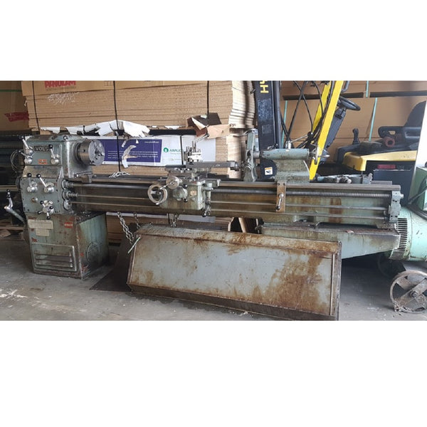 Voest DATR Engine Lathe - Coast Machinery Group Inc