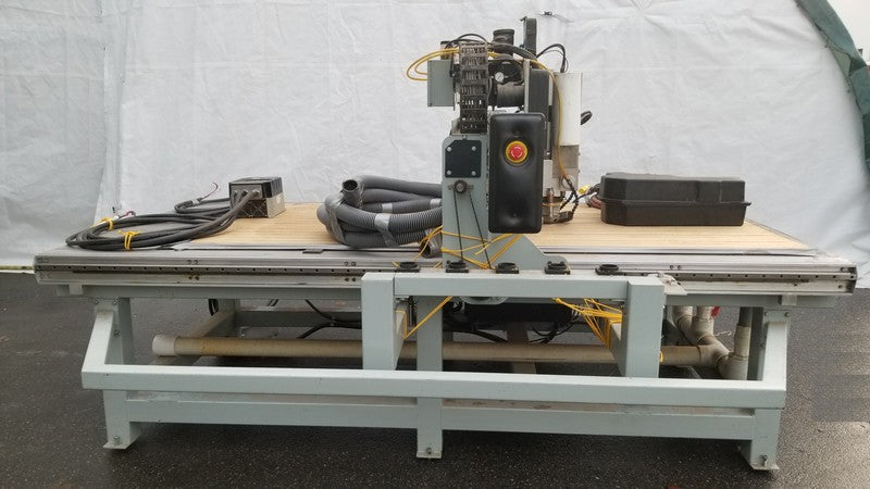 Cam Tech Router Master 52 CNC Machine - Coast Machinery Group Inc