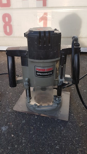 Porter Cable 7539 Plunge Router - Coast Machinery Group Inc