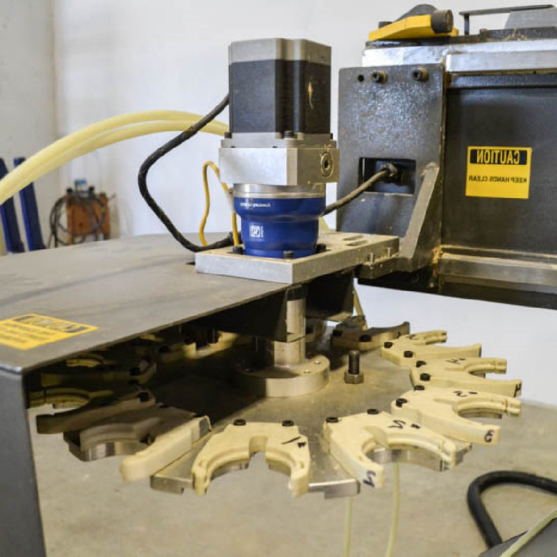 Multicam 5000 Series CNC Router - Coast Machinery Group Inc