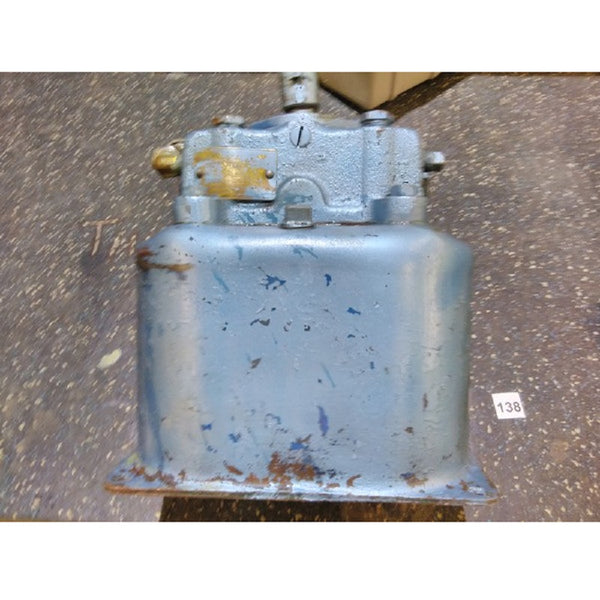 Commercial Hand Operated Hydraulic Power Unit # A304 - Coast Machinery Group Inc