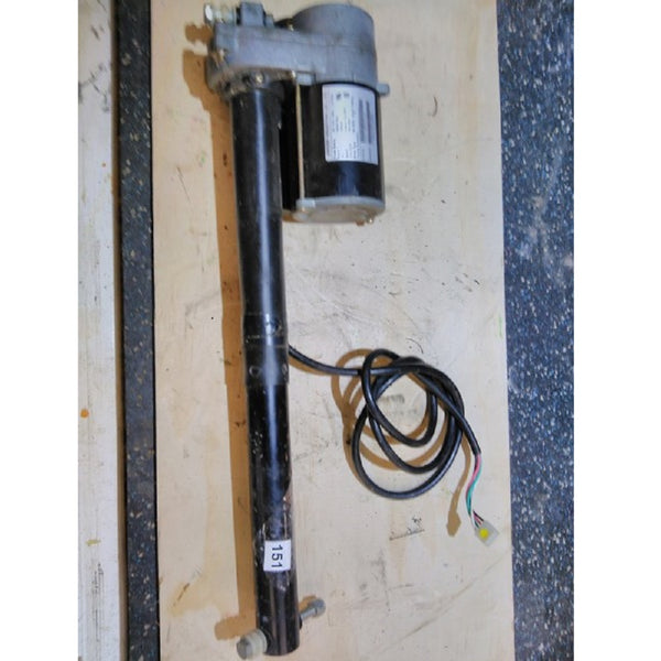 Jaeger # 61821-1905070-02  linear actuator 115 volt 6000N [variant_sku] - Coast Machinery Group Inc