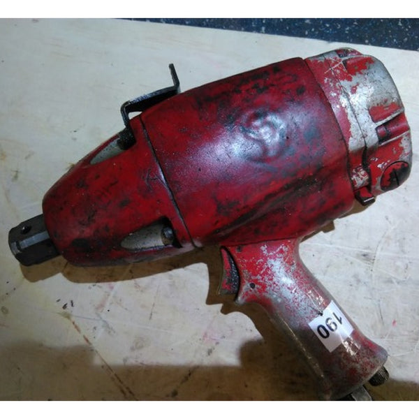 "Chicago 1"" Pneumatic Impact Wrench - Coast Machinery Group Inc"