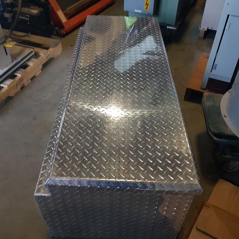 Dee Zee Aluminium Truck Box [variant_sku] - Coast Machinery Group Inc