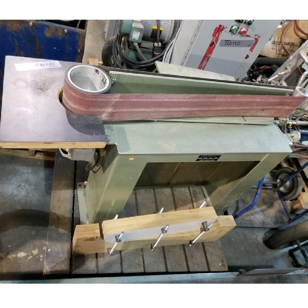 Progress Edge Sander - Coast Machinery Group Inc