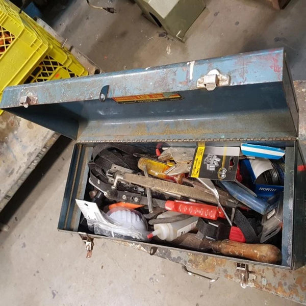 ETF Tool Box Full Of Misc. Tools [product_sku] - Coast Machinery Group Inc