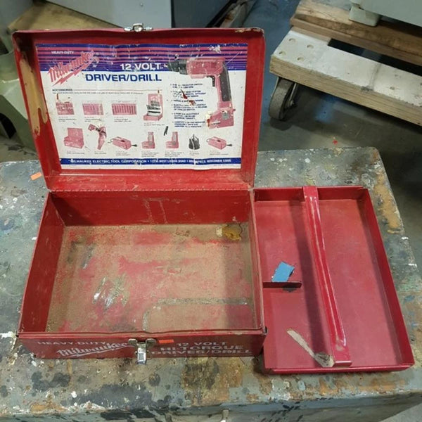 Milwaukee Tool Box - Coast Machinery Group Inc