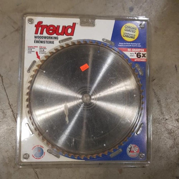 "Freud Laser Cut 12"" Circular Saw Blade - Coast Machinery Group Inc"