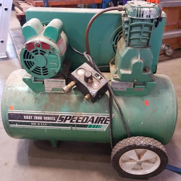 Speedaire Compressor - Coast Machinery Group Inc