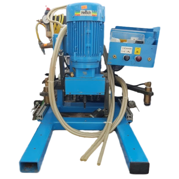 Hettich Blue Max Mini PM Boring Machine - Coast Machinery Group Inc