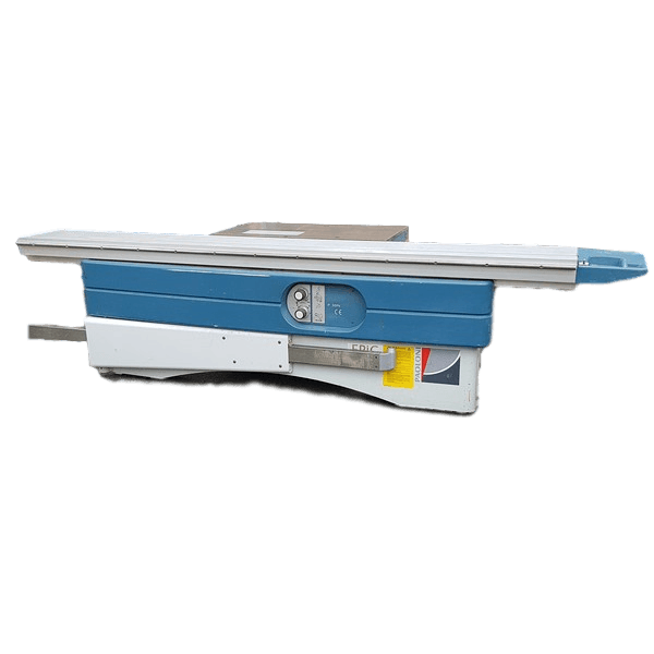 672-2 Paoloni 10' Sliding Saw W/Programmable Fence