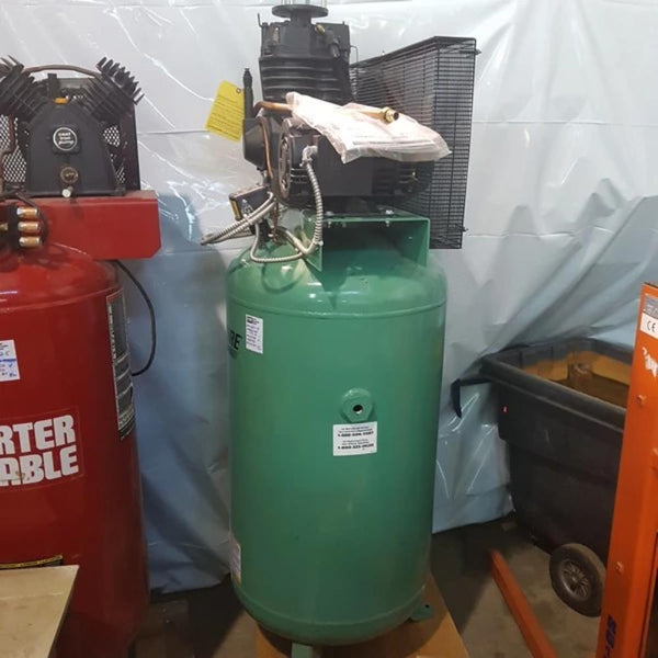 Speedaire 7.5 HP Compressor W/Air Dryer - Coast Machinery Group Inc