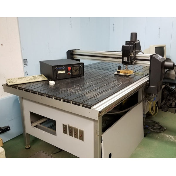 Precix GPD 333 CNC Router - Coast Machinery Group Inc