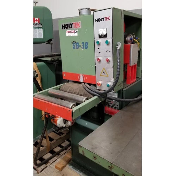 Holytek SB-38 Belt Sander - Coast Machinery Group Inc