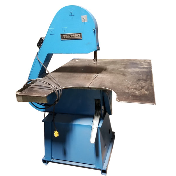 Lockformer Band Saw - Coast Machinery Group Inc