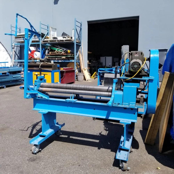 Radicon Slip Roller - Coast Machinery Group Inc