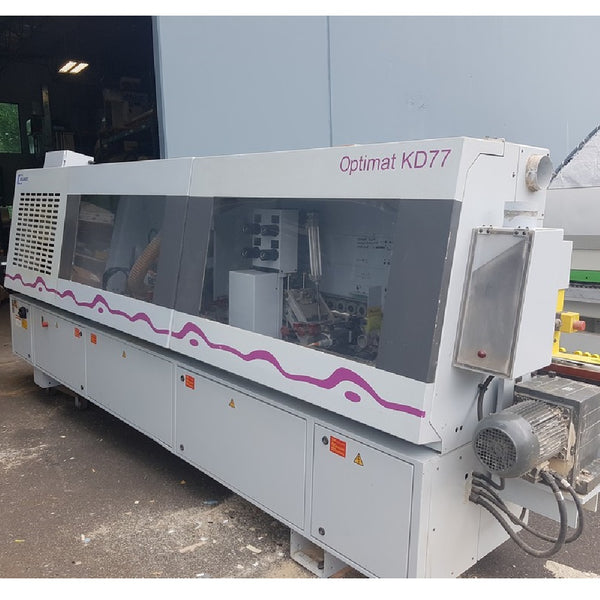 Brandt KD 77 C Edgebander - Coast Machinery Group Inc