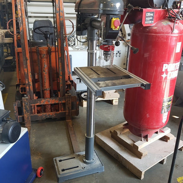 693-9 Magnum Industrial Radial Arm Drill Press