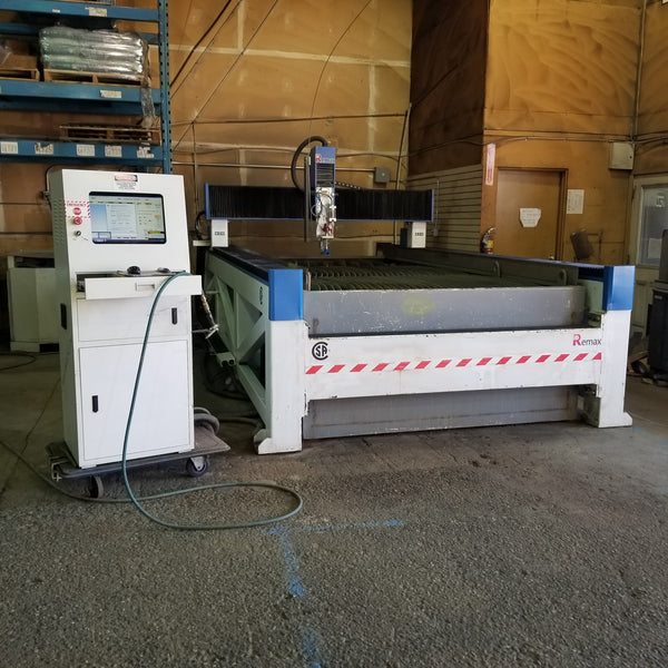 Weihong NK 260 Water Jet CNC - Coast Machinery Group Inc