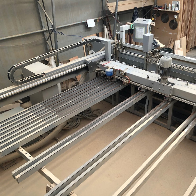 Casadei SV/32 Beam Saw - Coast Machinery Group Inc