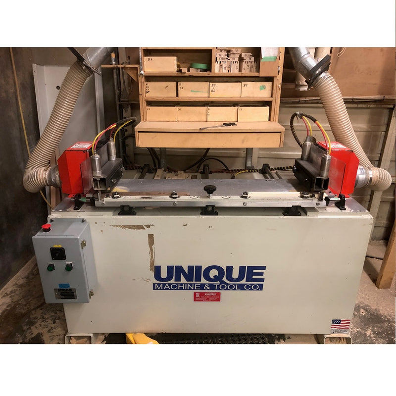 Unique 310 Cope Machine - Coast Machinery Group Inc