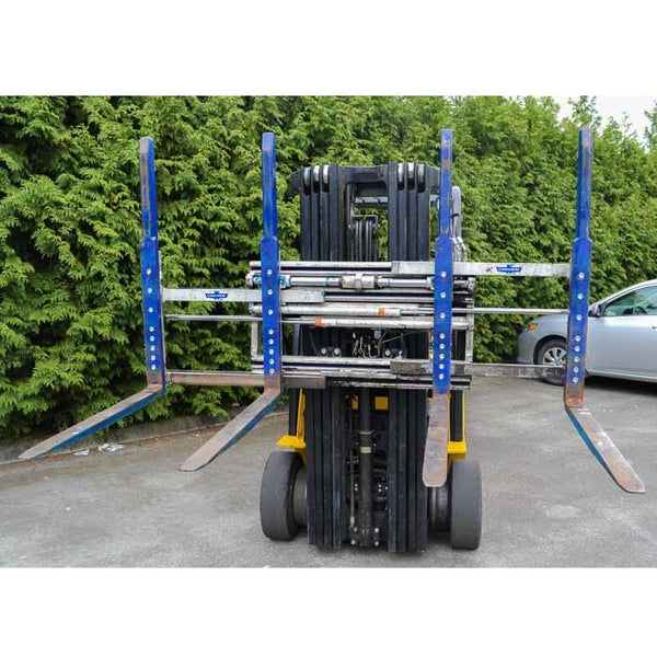 Single Double Forks For Forklift - Coast Machinery Group Inc