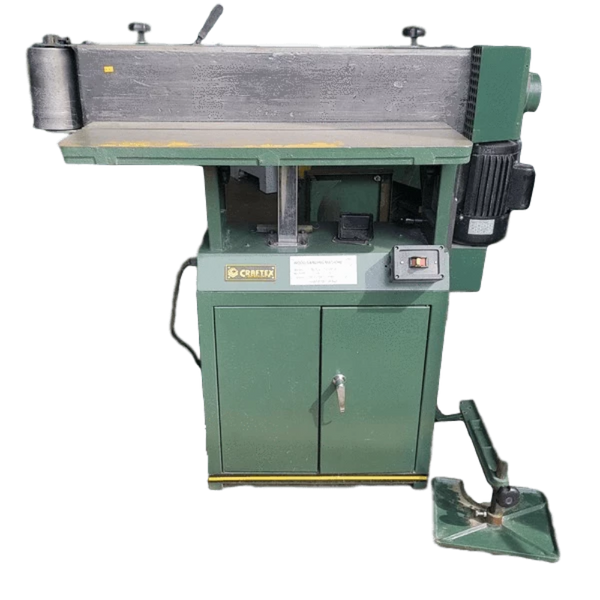 Craftex B2332 Edgesander - Coast Machinery Group Inc