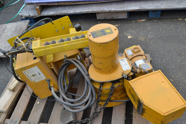 2 Short Ton Budgit Chain Hoist - Coast Machinery Group Inc