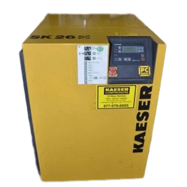 Kaeser SK-26 Air Compressor [variant_sku] - Coast Machinery Group Inc