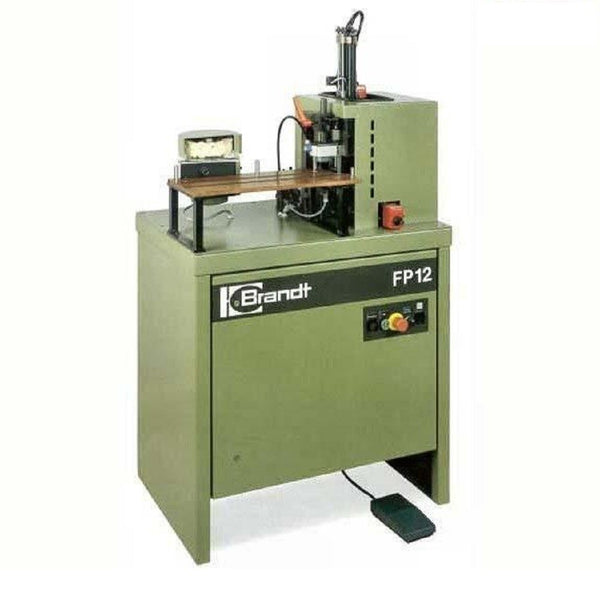 Brandt FP12 Cutting & Buffing Station - Coast Machinery Group Inc